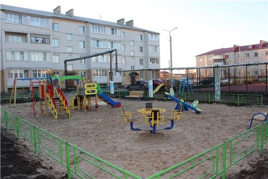 «Формирование современной городской среды на территории города Канаш Чувашской Республики» в 2020 году
