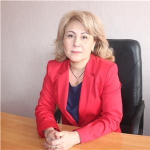Гаврилова Инга Хасбиевна