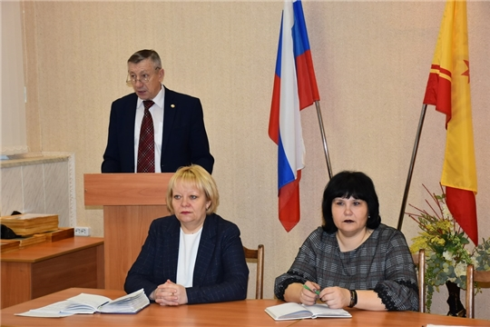 Под руководством министра МЧС Чувашии Вениамина Петрова подведены итоги КЧС в г. Шумерля