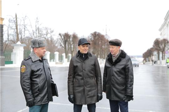Пожарные части Чувашии получили ключи от новых спецмашин/ГТРК от 23.01.2020г