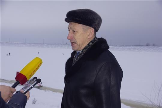 Зимняя рыбалка/ГТРК от 10.01.2020г