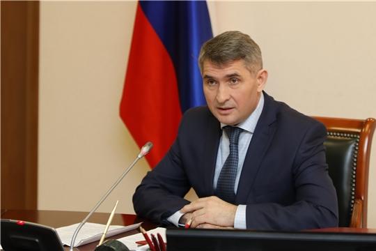Олег Николаев выступил против уменьшения величины прожиточного минимума