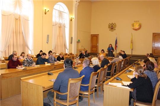 Проведен практический семинар по вопросам ведения отчетно-планирующей документации
