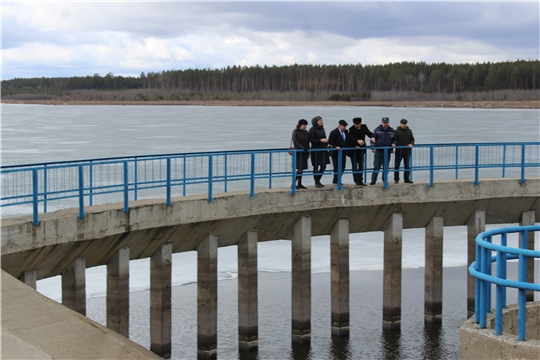 О складывающейся паводковой обстановке на территории  Чувашской Республики