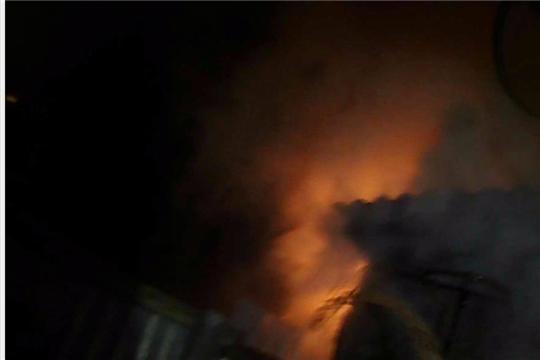 За прошлые сутки в республике загорелись три  бани
