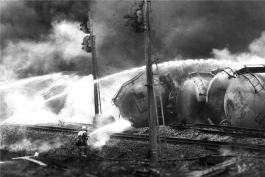 14 мая – годовщина аварии на станции Мыслец