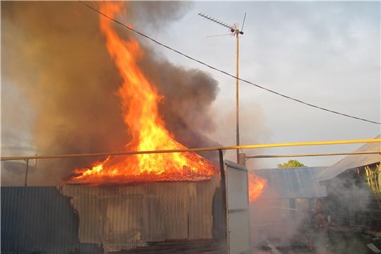 Берегите свой дом о пожара
