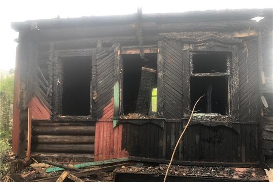 Два техногенных пожара за сутки
