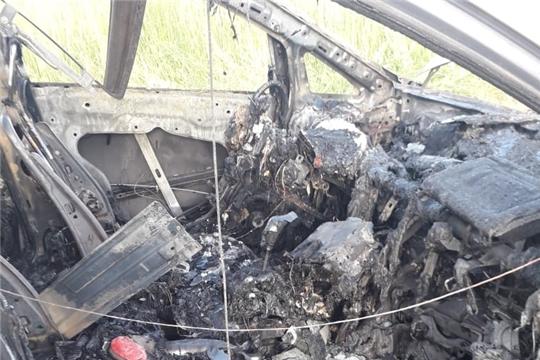 Четыре пожара возникло в Чувашии за прошедшие сутки