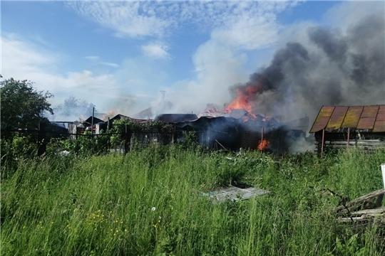 Баня - источник повышенной пожарной опасности!