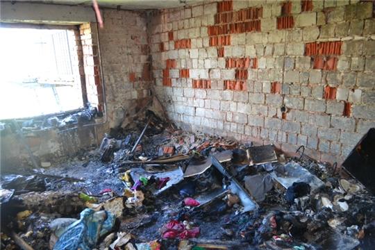 Четыре пожара случилось в республике за прошлые сутки