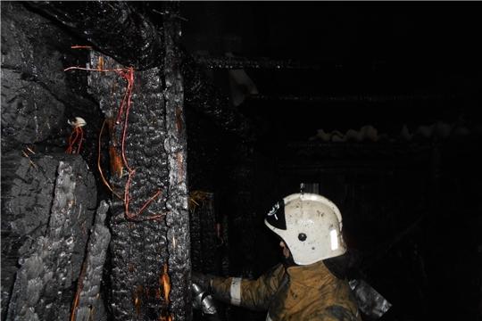Вчера огнеборцы 5 раз выезжали на тушение пожара