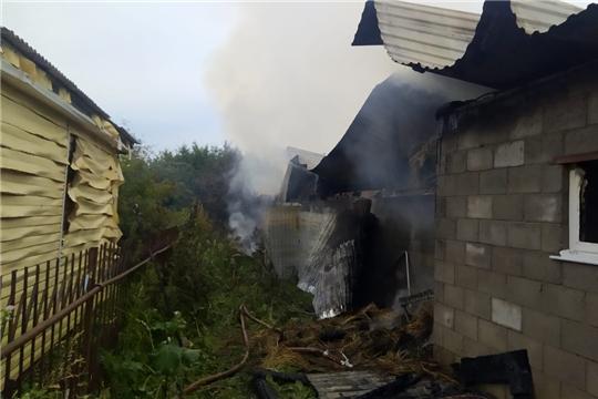 За минувшие сутки в республике зарегистрировано 3 пожара