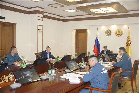 Проведено заседание КЧС по причине роста гибели людей на водоёмах республики