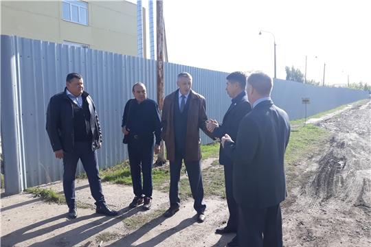 Вениамин Петров провел оперативное совещание по подготовке к предстоящему учению в Цивильском районе