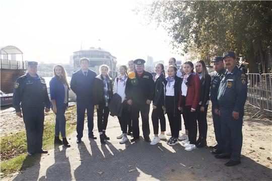 Спасатели о правилах поведения на водоёмах в осенний период