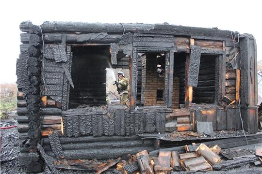 Статистика пожаров за минувшие сутки
