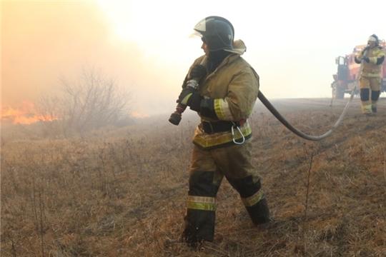 ГКЧС Чувашии: при пожаре НЕ поддавайтесь панике и НЕ теряйте самообладание
