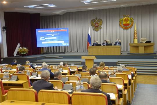 Принят закон о Стратегии социально-экономического развития региона до 2035 года