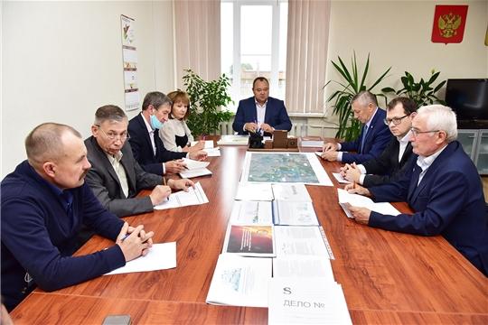 Вениамин Петров и Виктор Кочетков посетили Ибресинский район