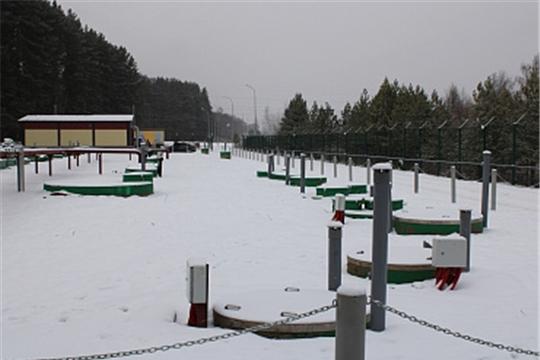 В Республике Чувашия завершается строительство коллектора хозяйственно-бытовой канализации
