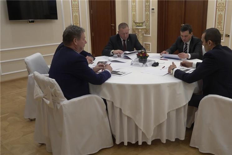 В Доме Правительства обсудили план мероприятий к 100-летию Чувашской автономии