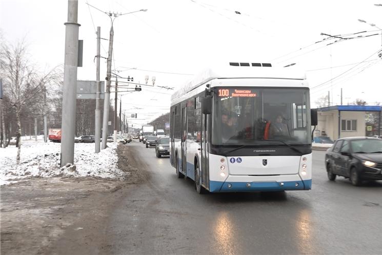 Между Чебоксарами и Новочебоксарском начнут курсировать троллейбусы на автономном ходу