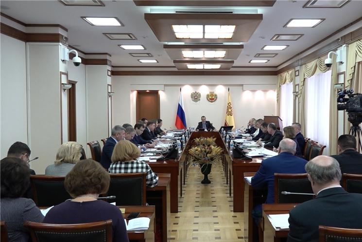 Глава Чувашии Михаил Игнатьев пожелал успешной работы новому составу Правительства Российской Федерации