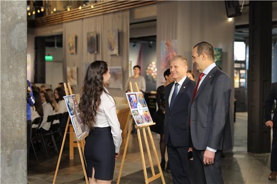Встреча со студентами и вручение свидетельств обладателям специальной стипендии