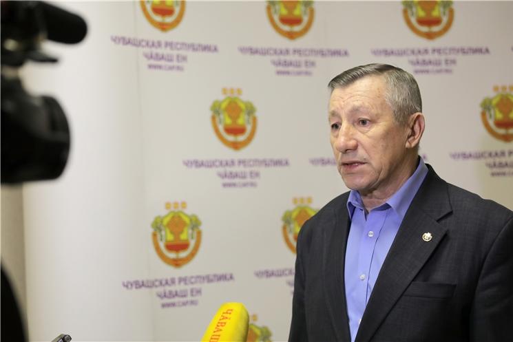На оснащение служб МЧС Чувашии новой пожарной техникой из бюджета республики за последние три года направлено 337 млн рублей
