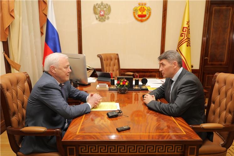 Олег Николаев заявил о намерении повысить эффективность консультативно-совещательных органов, созданных при Главе республики