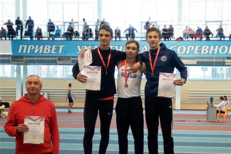 В Новочебоксарске завершилось юношеское первенство России по лёгкой атлетике