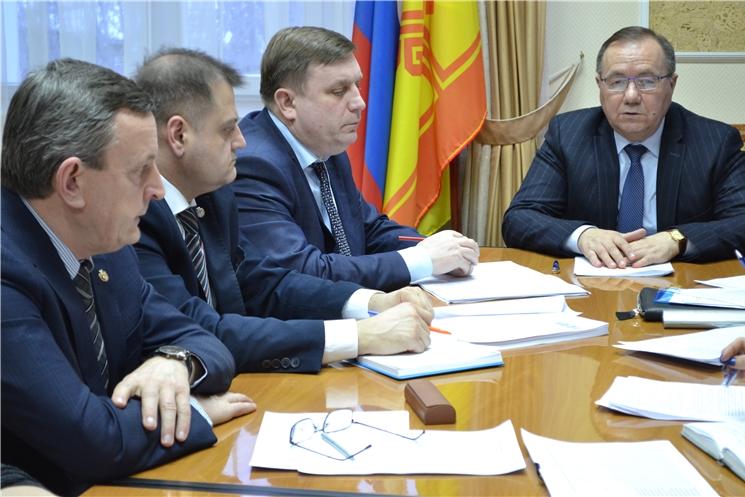 Состоялось совещание по реализации общественных проектов ПФО в Чувашской Республике
