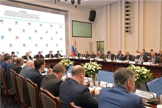 Заседание Совета ПФО в г. Тольятти