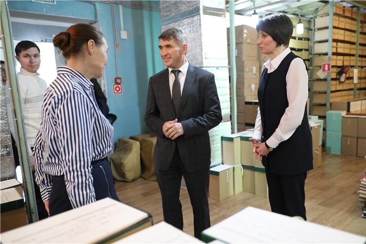 Олег Николаев выступил за сохранение памяти о строительстве Сурского рубежа