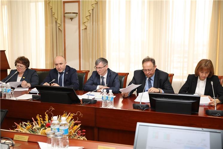 1,5 млрд рублей направят на благоустройство дворов Чувашии