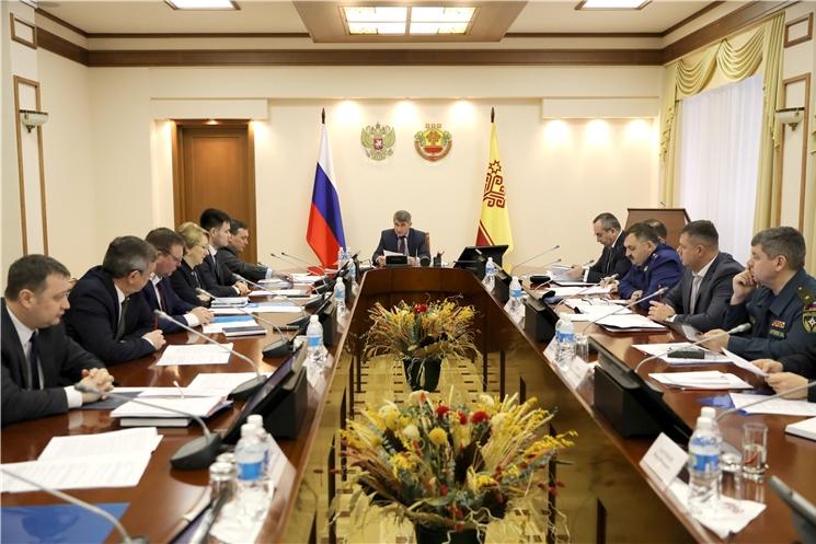 Олег Николаев: «Нужно активнее вовлекать общественников в процессы противодействия идеологии терроризма»