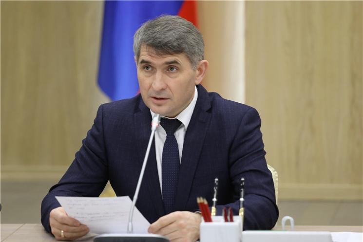 Олег Николаев велел поставить точку в постройке кордодрома в Новочебоксарске