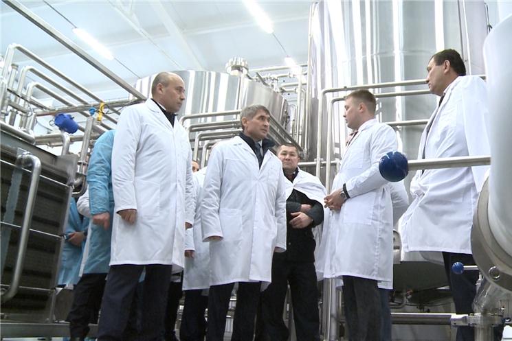 Временно исполняющий обязанности Главы Чувашии Олег Николаев посетил с рабочим визитом Батыревский район.