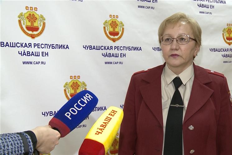 Комментарий руководителя Управления Роспотребнадзора по Чувашской Республике Надежды Луговской