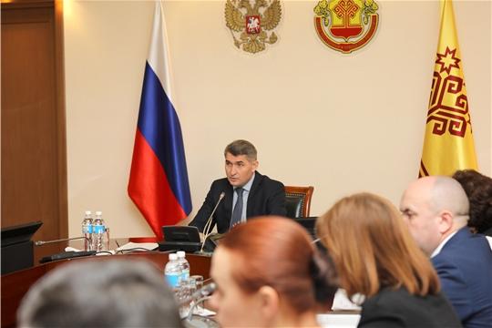 Олег Николаев предложил принять региональный закон о «детях войны» до празднования 75-летия Победы