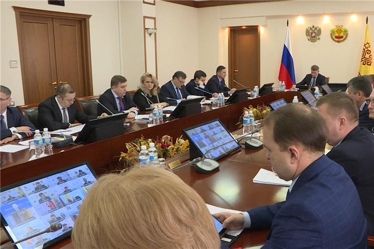 В Правительстве Чувашской Республики ужесточили профилактические меры из-за угрозы распространения коронавируса