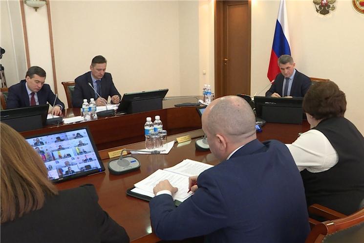 В Доме Правительства обсудили паводковую обстановку на территории Чувашской Республики