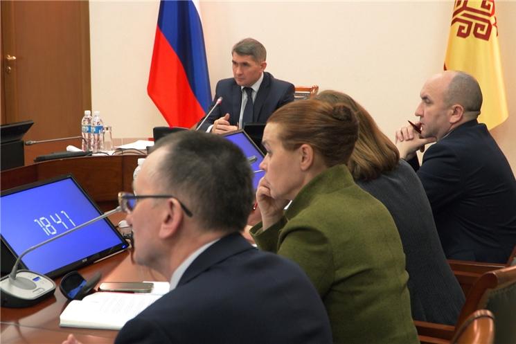 Олег Николаев: меры поддержки, озвученные Президентом страны, должны быть максимально оперативно доведены до людей