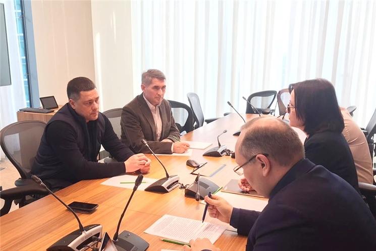 В Министерстве промышленности и торговли РФ обсудили выделение средств на обновление парка общественного транспорта
