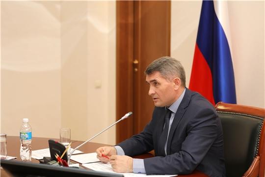 Вопросы функционирования аэропорта г. Чебоксары обсуждены на совещании у Олега Николаева