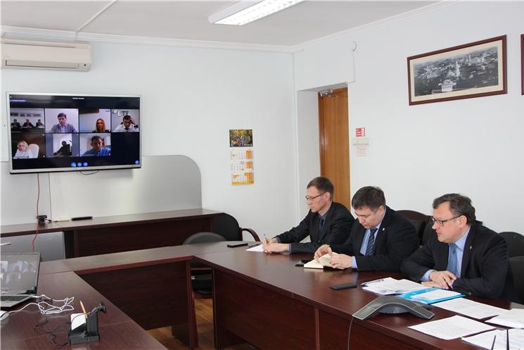Кредитные организации Чувашии выразили готовность к реализации поручений Президента России