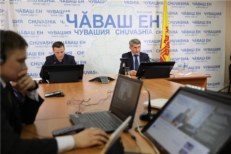 Олег Николаев лично ответил на вопросы предпринимателей Чувашии