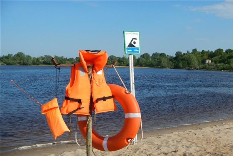 Олег Николаев поручил обустроить пляж на Суре уже к нынешнему купальному сезону