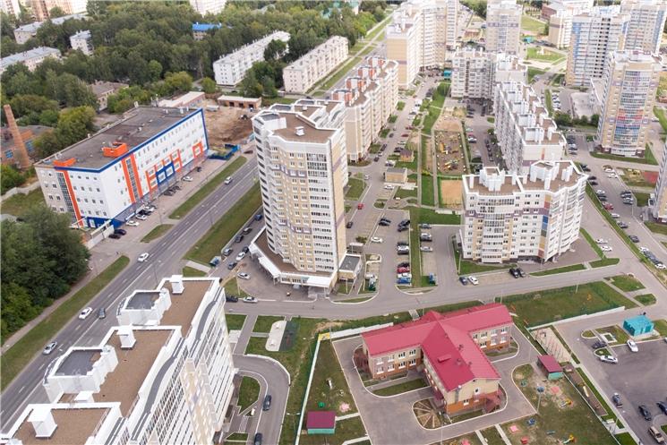 Олег Николаев выступил за комплексный подход к проектированию жилищной застройки